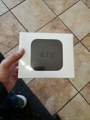 NEW Apple TV 5th Gen 4K 64GB HD Media Streamer Player MP7P2LL/A ~ A1842 Sealed