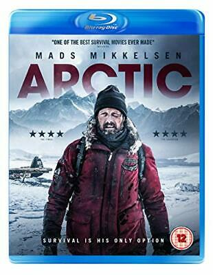 Arctic [Blu-Ray] [DVD] - DVD  64VG The Cheap Fast Free Post