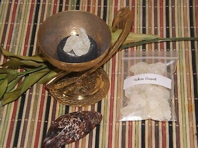 Resin Incense ~ White Copal ~ 14 grams (1/2 ounce) ~ Cleansing