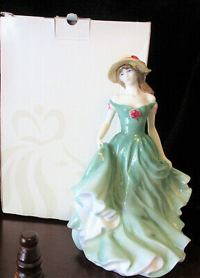 """ROYAL DOULTON Figurine   """" Best Wishes """"   21.5cm or 8.5"""" High.  Boxed / As New"""