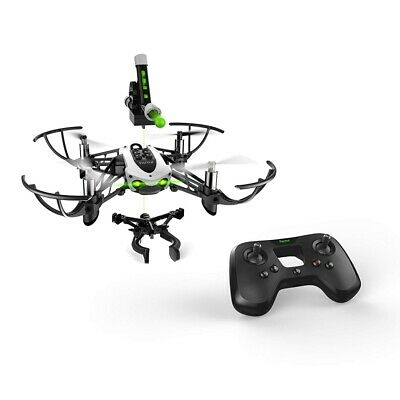 Parrot Mambo Mission Drone Drohne Play & Pilot Quadrokopter Flypad + Grabber