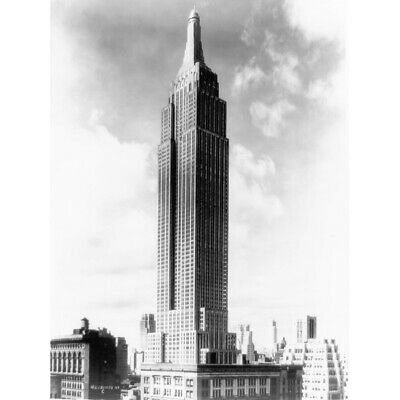 """NY ROCKEFELLER CENTER NEW GIANT LARGE ART PRINT POSTER PICTURE WALL 33.1/""""x23.4/"""""""