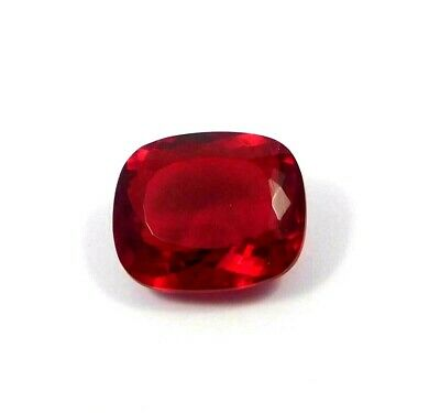 Treated Faceted Garnet Gemstone 43.7 CT 25x20 mm RM 16778