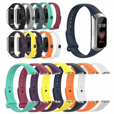 TPE WatchWristband Bracelet Strap Band Link for Samsung Galaxy Fit SM-R370 New
