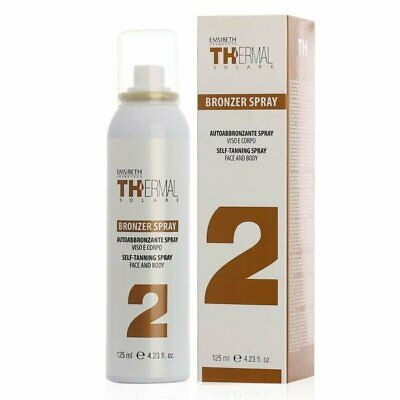 THERMAL BRONZER SPRAY AUTOABBRONZANTE 125 ml - EMSIBETH