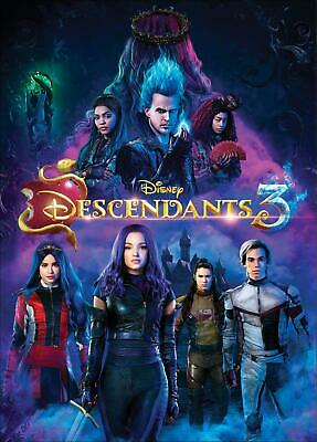 Descendants 3 DVD. New and sealed. Free and Fast postage.