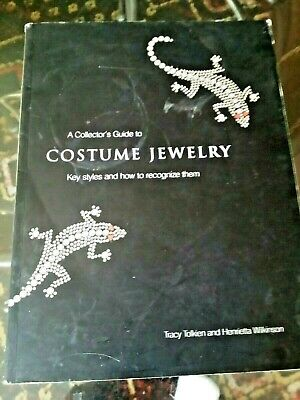 A collector's Guide to Costume Jewelry-designers,history, pix, details, research