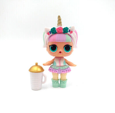 LOL Surprise Doll UNICORN Confetti Pop Series 3-012 Figure Wave 2 Color Change