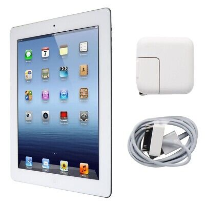Apple iPad 9.7 (2nd Gen) Tablet A1395 (Wi-Fi ONLY) - 16GB / White