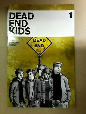 Dead End Kids #1 Source Point Press First Print Hot Indie Comic