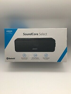 NEW SEALED Anker SoundCore A3145H11 Portable Bluetooth Speaker Black