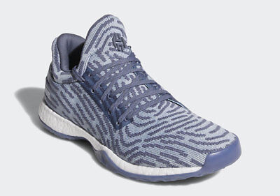 New Mens Adidas Harden Vol.1 Ls Pk Sneakers Ac8408-Shoes-Basketball-Size 10