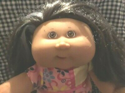 """Cabbage Patch Kid CPK Girl 2004 Doll Play Along 14"""" AA African American"""