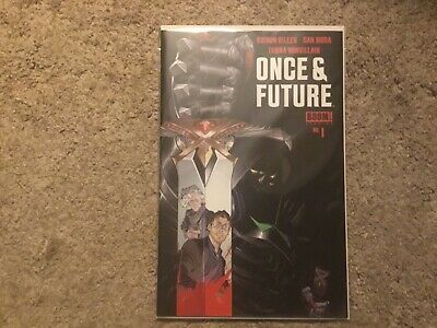 ONCE AND FUTURE #1 Boom Studios 1st Print Hot Book Sold out