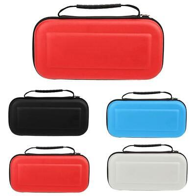 for Nintendo Switch Case Bag+Shell Cover+Charging Cable+Protector Accessori T2E3