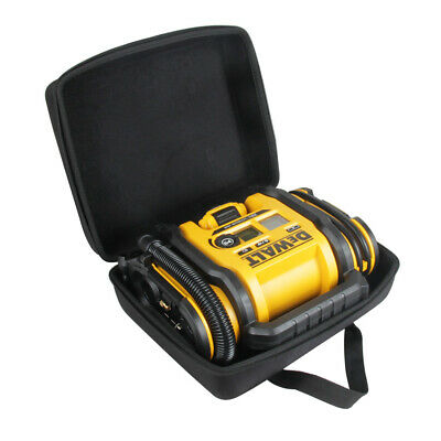 Hermitshell Hard Travel Case for DEWALT DCC020IB 20V Max Inflator with Battery
