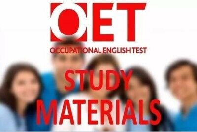 OET 2.0 Study Material Online - New Format - NURSING