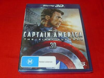 Captain America - The First Avenger (Blu-ray, 2014)