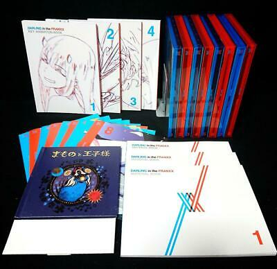 DARLING in the FRANXX Limited Edition Blu-ray Complete 8 Volume Set