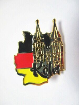 Cologne Cathedral Cologne Pin Pin Germany with Pressure Lock