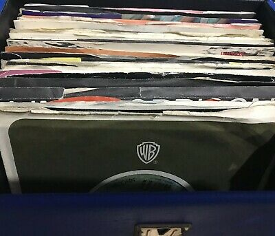 "Vinyl 7"" singles x 500 records job Lot"