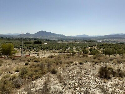Stunning House Plot in Spain -  With Outline Planning Permission.