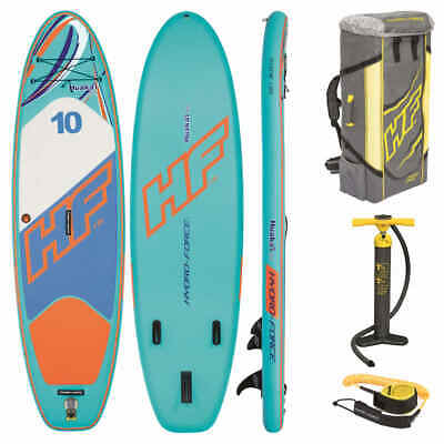 Bestway Ensemble Paddleboard Gonflable Hydro-Force Huaka'i Tech 305 cm Planche