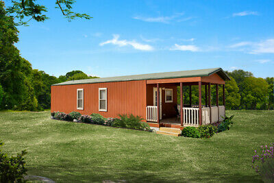 2020 TINY HOME PARK MODEL1BR/1BA 12x34-A/C IN LAKE CITY for CHIEFLAND , FLORIDA