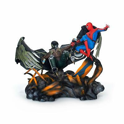 Coffret ultimate Spider-man Homecoming avec figurine neuf