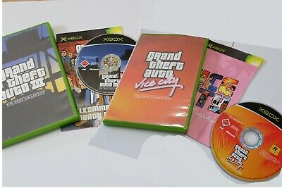 Grand Theft Auto Doppelpack Xbox USK 18 gta