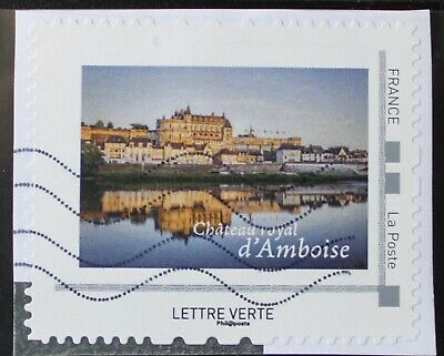Timbre Collector Oblitere - Chateau Royal D'amboise