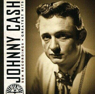 Johnny Cash - Sun Recordings: Greatest Hits [CD New]