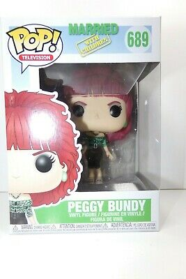Funko Pop Television: Married with Children - Peggy Collectible Figure, #689