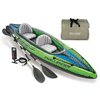 Intex Kayak Gonflable Canoë Gonflable Bateau Gonflable Canot Pneumatique