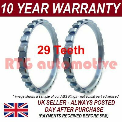 43 Teeth 1990-1997 Opel Calibra ABS Reluctor Ring Front *FREE RETAINER*