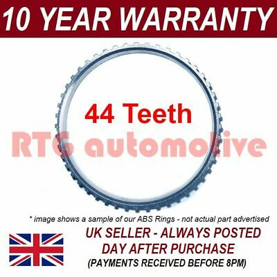Front *FREE RETAINER* 2001-2010 Hyundai Matrix ABS Reluctor Ring