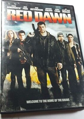 Red Dawn (DVD, 2013) previously viewed used