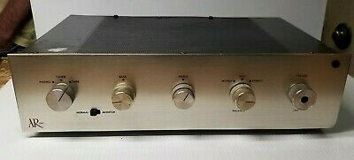 Acoustic Research AR AU Stereo Integrated Amplifier
