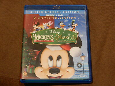 A Disney Christmas Gift Dvd.Spielzeug Disney Mickey Once Upon A Time Christmas Gift Tags