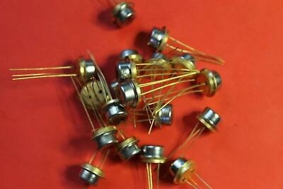 BSY79 Transistor silicon USSR Lot of 50 pcs 2N738 P309M = 2N1572