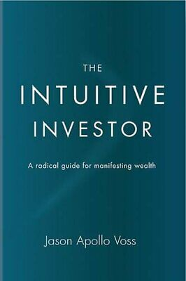 INTUITIVE INVESTOR by JASON APOLLO VO Book The Cheap Fast Free Post
