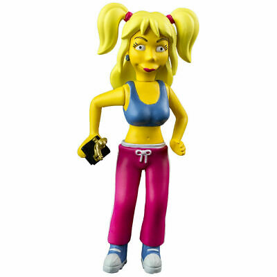 BRITNEY SPEARS action figure THE SIMPSONS Brittney pop award 25th Anniversary