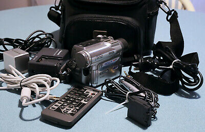 PANASONIC NV-GS50 Video Camera in good working order and very compact.