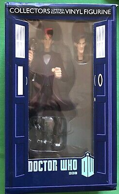 Dr/Doctor Who - Big Chief Studios 11th Doctor Dynamix figure - Purple Jacket