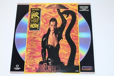 80s Horror Movie The Lair of the White Worm Hugh Grant Amanda Donohoe