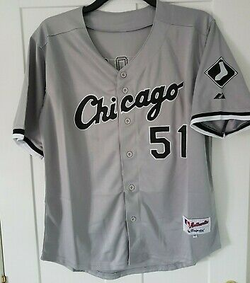 Chicago White Sox Majestic MLB Authentic Collection Baseball Jersey NEW Large