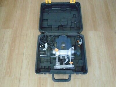 Macallister Router In Carrying Case. Model Cod 127R.