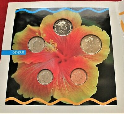 Bermuda. 1993 Coin Set. Uncirculated