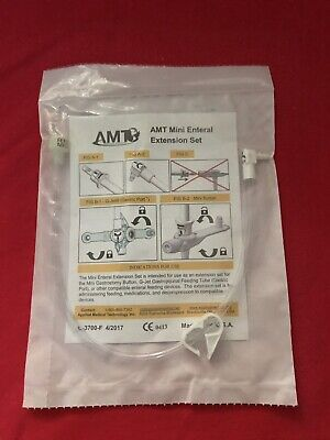 AMT Enteral Feeding Set