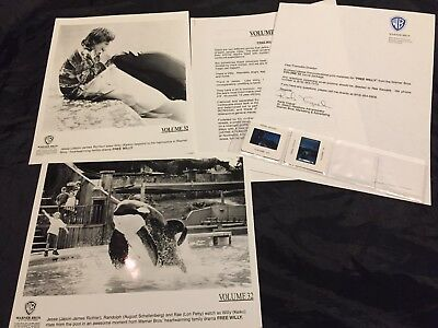 Free Willy Press kit with photos and slides